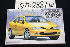 FUJIMI 1/24 scale Renault Megane Coupe 2.0 Yellow(MINT)