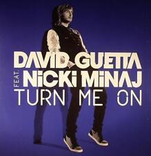 DAVID GUETTA FEAT. NICKI MINAJ – TURN ME ON 2X VINYL LP (SEALED)