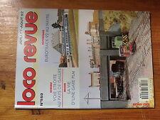 $$y Loco Revue N°550 Pays de Galles  Gare PLM  141 R 420  Eclairage  TGV-A