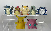 Vintage Pokemon Rollers Bundle X7 Figures