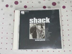 Shack - Waterpistol - CD - Marina