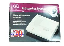 NEW GE Answering System Message Machine Micro Cassette Tape 2-9805