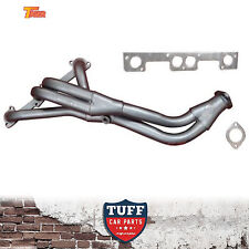 HOLDEN JACKAROO UBS 2.6L EFI 4 CYL 1988 - 1992 TIGER HEADERS EXTRACTORS BOLT UP