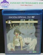 La princesa Mononoke // DVD + Blu Ray Edición Especial // 1997 - Hayao Miyazaki