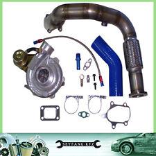 Turbokit für Fiat Punto GT + Uno Turbo 1.4 mit GT2571 Turbolader + Downpipe