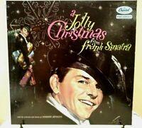 Frank Sinatra, Christmas LP , Album, Vinyl. LM-11894, Capitol Records, 1958,