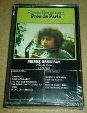 Pierre Bensusan - Près De Paris / MC / OVP Sealed / USA / Cassette Tape Pres