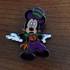 Mickey Mouse in Costume Halloween 2012 Trick-or-Treat Disney Pin