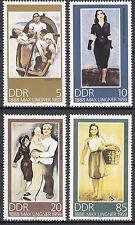 DDR 1988 Mi. Nr. 3209-3212 Postfrisch ** MNH