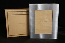 Pottery Barn 5x7 Aluminum Photo Picture Frame BRAND NEW