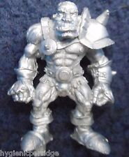 1989 Ogre Bloodbowl 2nd Edition Player 3 BIG GUY Citadel TEAM FANTASY ogryn ogor