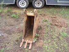 """12"""" Case 580N Backhoe Bucket"""