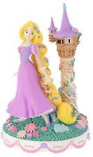 NEW Disney Store Japan Tangled Rapunzel Tower Figure Figurine