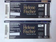 2 Ticket -- Helene Fischer Show -- Düsseldorf  07.12.2018   20.00 Uhr