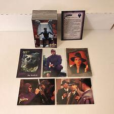 THE PHANTOM (Movie) Complete Card Set from 1996 CATHERINE ZETA-JONES w/ PROMO S1