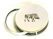 Wild Boar Magnifying Reading Glass Desktop Office Driven Shooting Gift