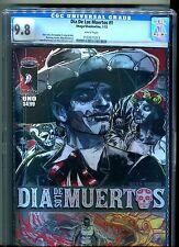 Dia De Los Muertos #1 CGC 9.8 (2013) Image Comics Shadowline Highest Grade