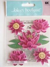 Jolee's Boutique Pegatinas-Flor De Loto
