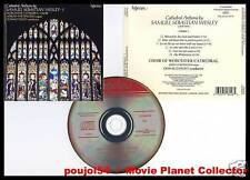 "WESLEY ""Cathedral Anthems"" vol.1 (CD) D.Hunt 1991"