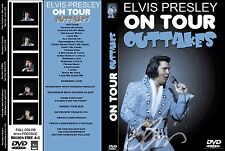 ELVIS  - The Complete On Tour Outtakes -  DVD