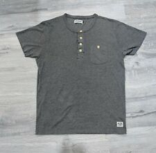 Jack Jones Henley Short Sleeve Shirt