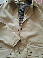 BARBOUR A963 LIGHTWEIGHT BEAUFORT THE ORIGINAL BARBOUR RARTAM JACKET SIZE L