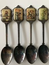 Hummel Vintage Spoon Silver Plated ARS Limited Edition W. Germany 1984 1982 #d2