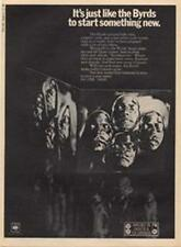 Byrds The Byrdmaniax LP advert Time Out cutting 1971