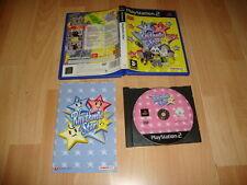 RHYTHMIC STAR! DE NAMCO PARA LA SONY PS2 USADO COMPLETO EN BUEN ESTADO