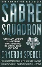 SABRE SQUADRON., Spence, Cameron., Used; Very Good Book