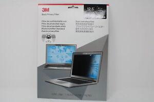 """3M Privacy Filtro Per 12.5 """" Widescreen Laptop PF125W9B"""