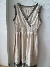 superbe robe    JACQUELINE RIU    taille   38  TBE