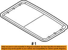 CHRYSLER OEM-Sunroof Moonroof Glass 68049127AB