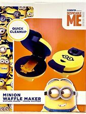 Minion Waffle Maker from 'Despicable Me' New in Box