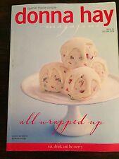 Donna Hay Magazine Dec/Jan Issue 36 Eat, Drink & Be Merry
