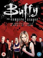BUFFY THE VAMPIRE SLAYER Series 1-7 Complete Boxet....New & Sealed
