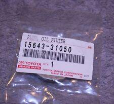 15643-31050 Oil Filter Housing Cap Drain Plug - Genuine Toyota Part