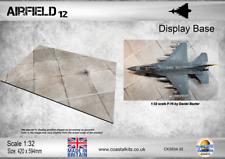Coastal Kits 1:32 Scale Airfield 12 Display Base