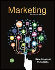 Marketing An introduction 13 Edition Philip Kotler & Gary Armstrong New Book