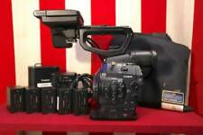 Canon C300 Camcorder EF DPAF Dual Pixel Camrade WetSuit Cinema Video Camera