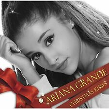 Christmas Kisses ARIANA GRANDE Free Shipping with Tracking number New from Japan