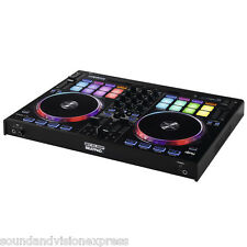 Reloop BeatPad 2 MP3 Scratch Controller + Mixer + 4-Channel USB MIDI Interface