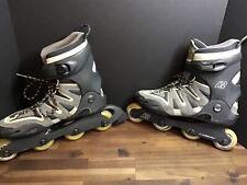 K2 Camano Carbon Inline Skate Soft Boot Roller Blades Men's Size 12