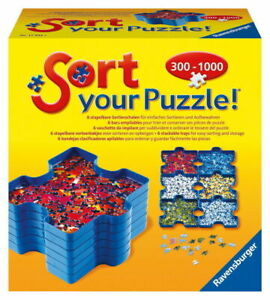 Ravensburger - Sort Your Puzzle