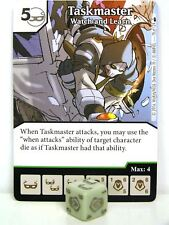 Dice Masters - #078 taskmaster watch and learn-Deadpool