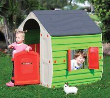 Casetta Giochi Casa Da Giardino Gioco Per Esterno Bambini Bimbi Cm. 102x90x109