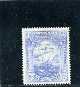 Grenada 1896 Scott# 47 mint og hinged