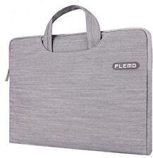Plemo 15-15.6 Pollici Laptop Custodia Borsa in tessuto impermeabile per MacBook Pro//