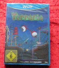 Terraria Wii U, Nintendo WiiU Spiel Neu, deutsche Version