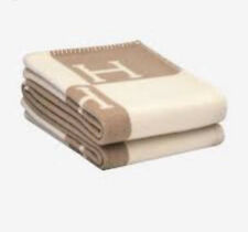 12 Colors H-Blanket Wool Cashmere Throw Cape Scarf Car Travel Home Bedding